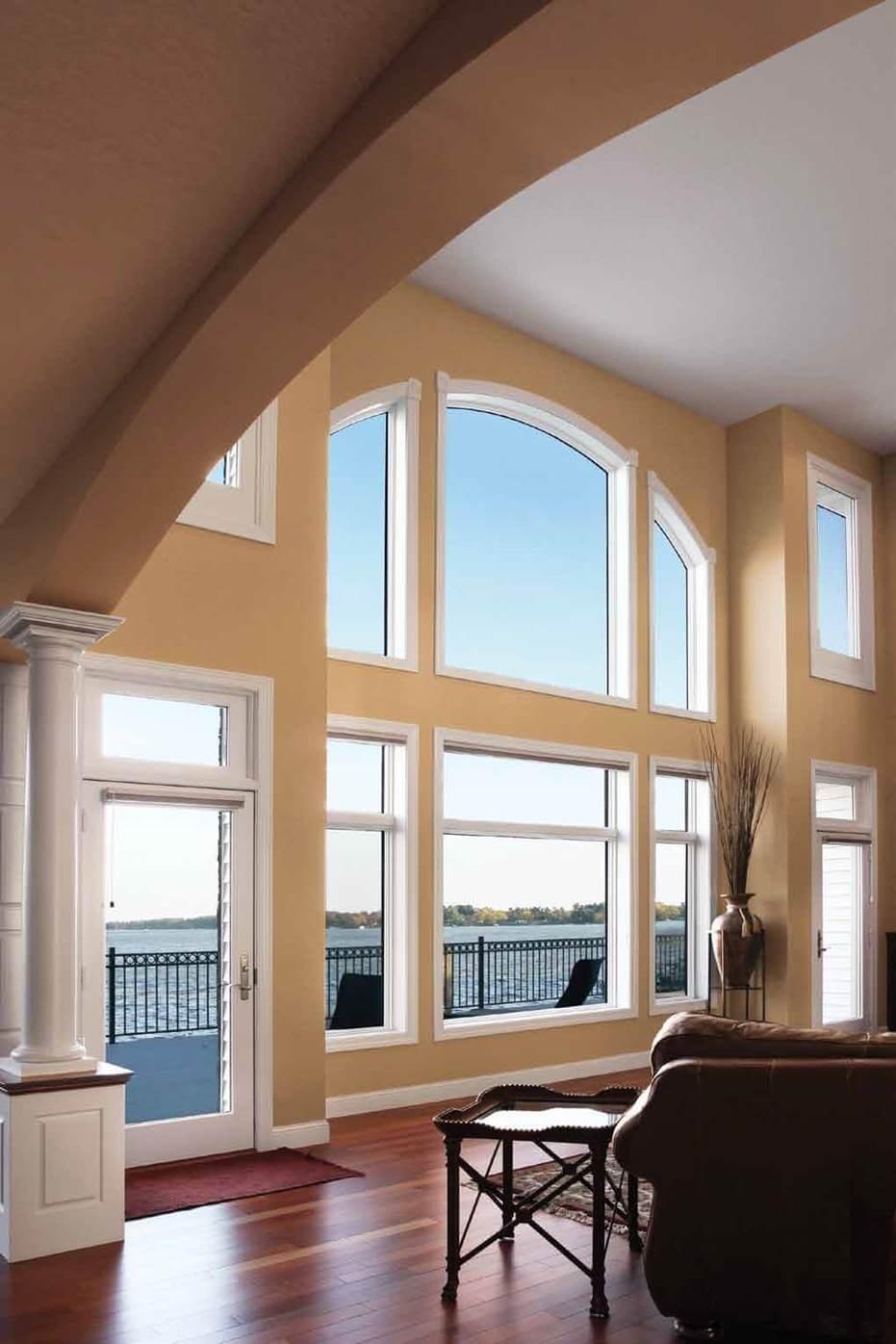 Custom Window Shapes Modern Architectural Glazing