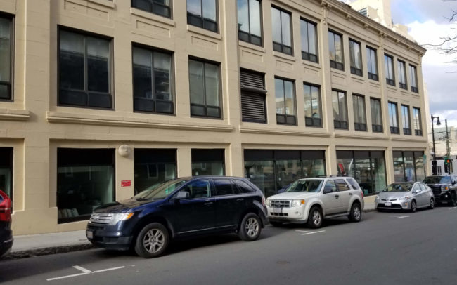 building storefront 2