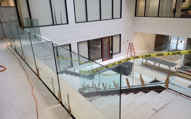25 Mall During Job #5